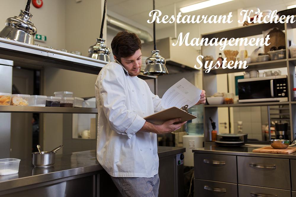 Restaurant Kitchen Management System Cherry Berry RMS