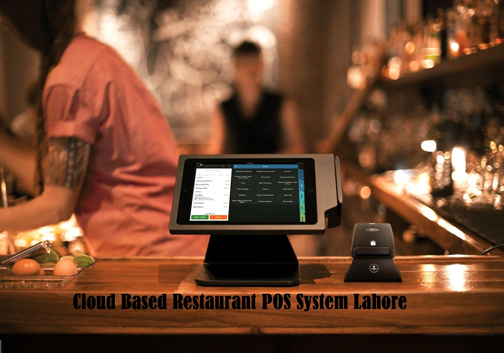 Cloud Based Restaurant POS System Lahore Cherryberryrms