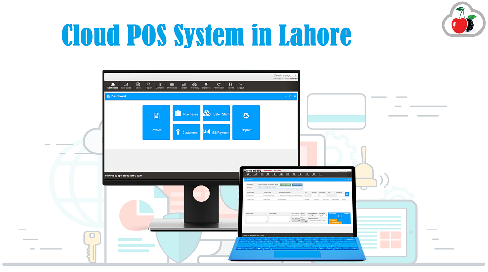 Cloud POS System in Lahore