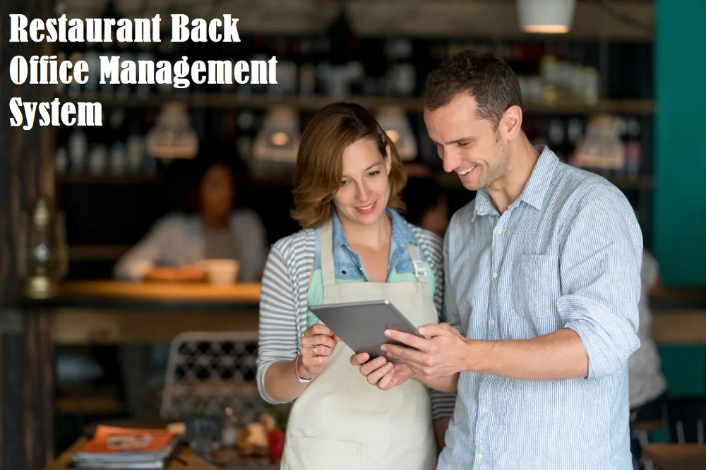 Restaurant Back Office Management System Lahore Cherry BerryRMS
