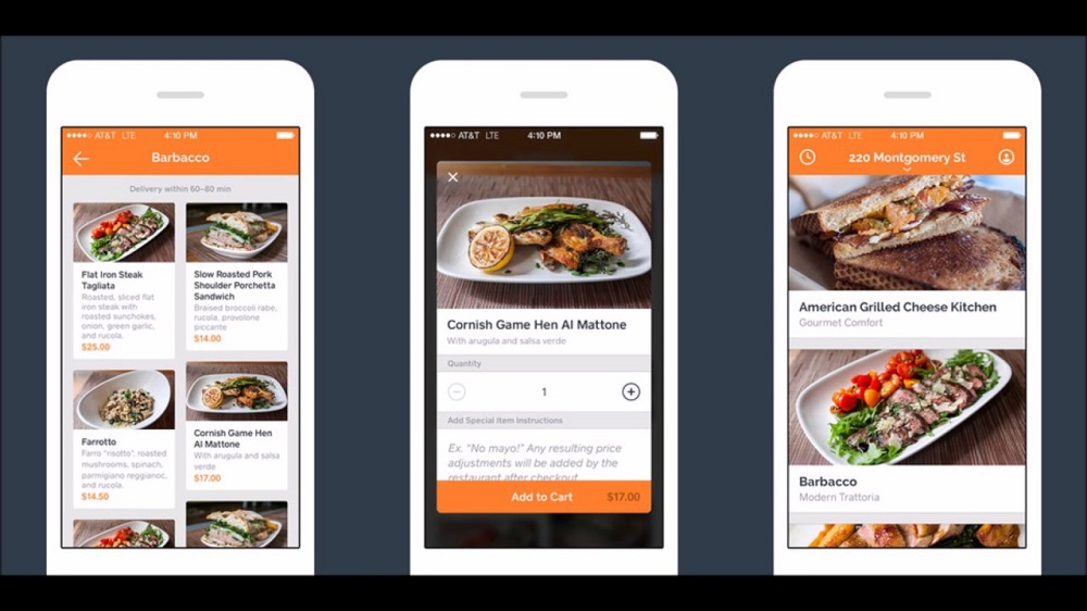 Restaurant Mobile Application Cherry Berry RMS