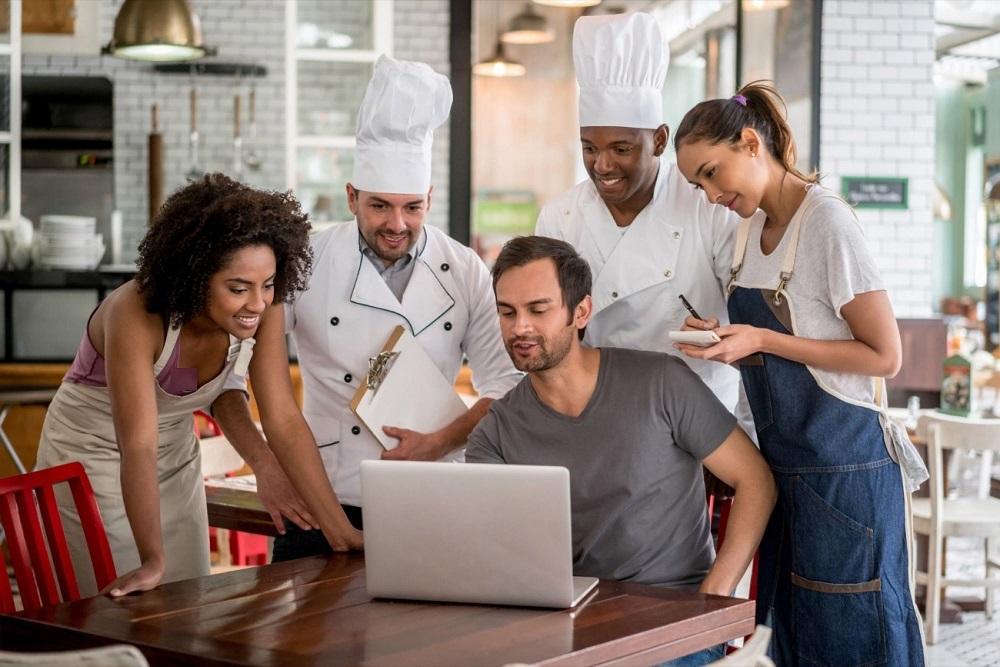 Restaurants Back Office Operation Management System CherryBerryRMS