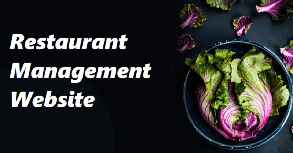 Online Restaurant Website Cherry Berry RMS