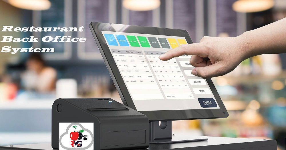 Restaurant Back Office System Cherry Berry RMS
