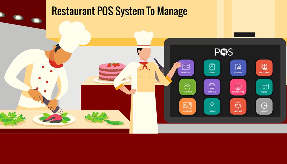 Restaurant Management POS Software Cherry Berry RMS