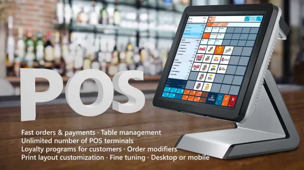 Restaurant Management POS System Cherry Berry RMS