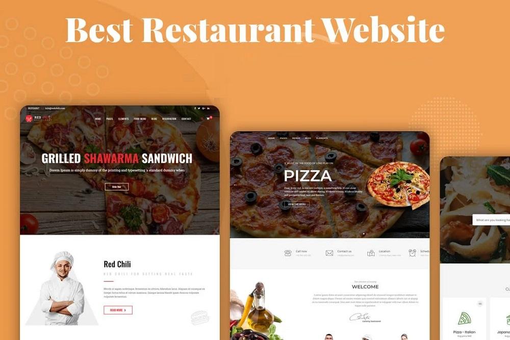 Restaurant Ordering Website Lahore Cherry Berry RMS