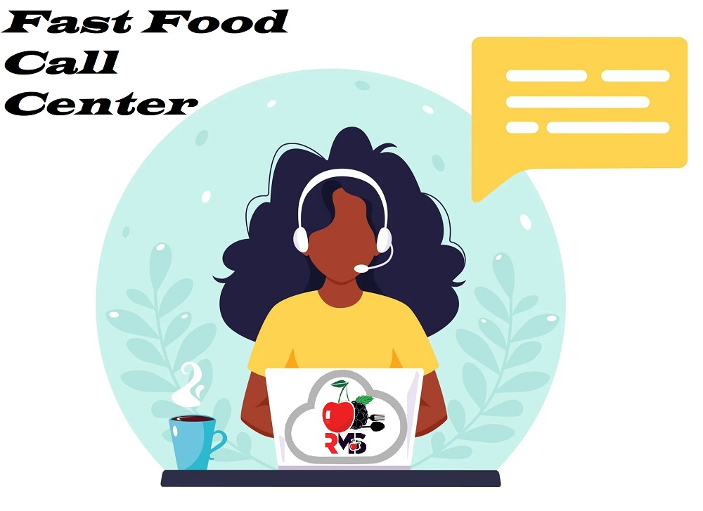 Fast Food Call Center Cherry Berry RMS