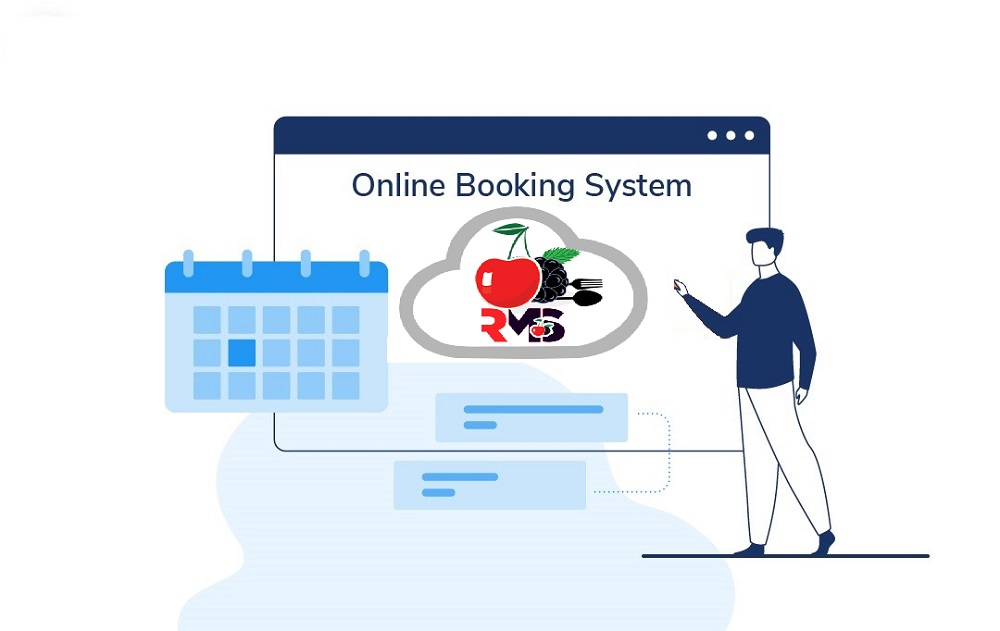 Online Booking System Restaurant Cherry Berry RMS